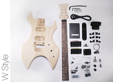 NEW DIY Electric Guitar Kit W Style Build Your Own Guitar Kit