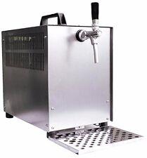 Zapfanlage,Trockenkühlgerät, Edelstahl 60l/h Bierkoffer-Komplettangebot