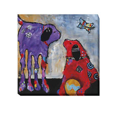 Play Day by Jenny Foster Oversize Gallery-Wrapped Canvas Giclee Art