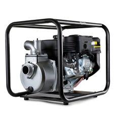 "Motobomba agua 30.000 L/h salida 2"" motor gasolina 7cv altura 23m -greencut"