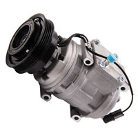 Air Conditioning Compressor for Toyota Landcruiser HDJ100 HDJ78R HDJ79R 12V 4PV