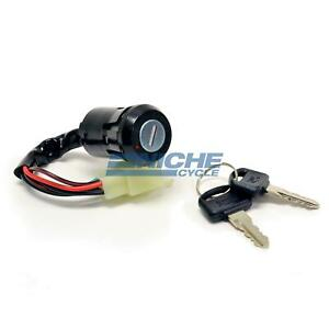 Honda MB5 MB-5 Keys & Ignition Switch 35100-166-000