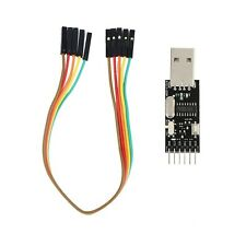 1PCS 5v CH340G Serial Converter USB 2.0 To TTL 6PIN Module for PRO mini K9