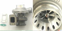 Universal Fitment Turbocharger billet wheel GT3582 T3 a/r .82 hot a/r .70 cold