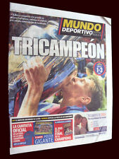 BARCELONA F.C.TRI-CHAMPION vs JUVENTUS - CHAMPIONS LEAGUE 2015 - Mundo Deportivo