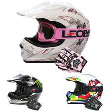 Boys Off Road Motorcycle Helmets