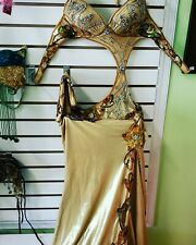 Professional Belly Dance Costume mild used