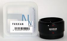 Novoflex adaptador Fux/can Canon FD a Fuji X cámaras Fux/can **