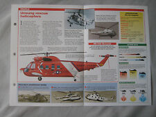 Aircraft of the World Card 78 , Group 3 - Sikorsky S-62/HH-52 Seaguard