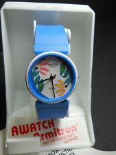 ARMITRON - A WATCH SWISS MOVEMENT SPORT NEON BLUE