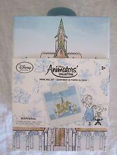 Disney Animators Collection Frozen Paper Dress up Doll Set