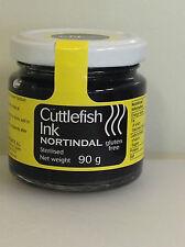 Esterilizado Sepia De Tinta - 1 90 G Jar (tinta de calamar) Libre De Gluten-nortindal