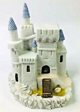 Disney Westland Castle Dragon Merlin Wizard Tune Play Camelot Music box.