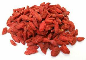 Goji Berries 1kg 100% Pure Premium Best Quality FREE FAST P&P