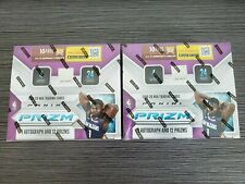 Charlotte Hornets 2019-20 Panini Prizm NBA Retail 2 Box Break #4