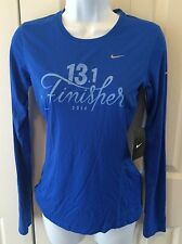 Women's Nike Finisher 2014 San Francisco Marathon Miler Running Shirt