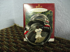 Christmas Holiday Hallmark Jackie Robinson Baseball Hero Collector Series Orn