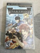Valkyria Chronicles II (2) (USA PlayStation Portable, PSP) New/Sealed & Mint
