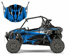 Rzr 1000 Xp graphics kit with door wrap 24 mil thick Free Custom service #1900