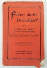 Führer durch Düsseldorf und die Industrie und Gewerbe Ausstellung 1902  B18575