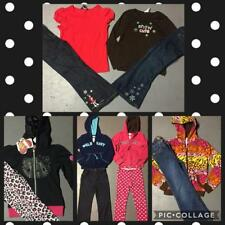 BIG 12 PC LOT GIRLS CLOTHES SETS TOPS PANTS JEANS FALL LEGGINGS SIZE 4 5 6