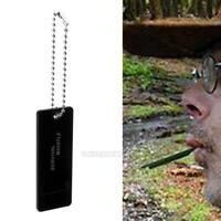 6Pcs 3-Frequency Sound Outdoor Survival Whistles Emergency Rescue Tool Kit Set
