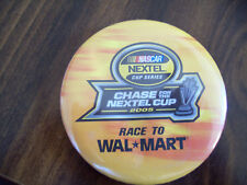 2005 NASCAR CHASE FOR THE CUP NEXTEL WALMART PROMOTIONAL PIN 2 and a half inches