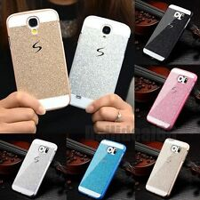 Fashion Luxury Bling Glitter Hard Back Case Cover Skin For Samsung Galaxy Phones
