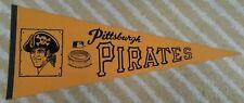Pittsburgh Pirates Full Size MLB baseball Pennant Three Rivers Stadium