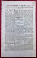 Campagne de Russie 1812 Napoléon Koutouzov Viazma Séville Cortes Espagne Empire