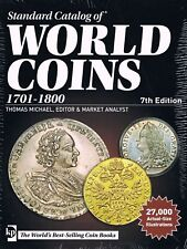 catalogo world coins, dal 1701 al 1800 in PDF