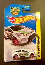 🏁 Hot Wheels 2012 Ford Fiesta ~ Treasure Hunt 🏁