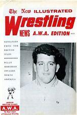 The New Illustrated Wrestling News Fitness Magazine AWA Edition #46 1971