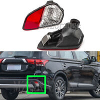 Right RH Rear Bumper Tail Fog Lamp Light for MITSUBISHI OUTLANDER 2016 2017 2018