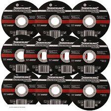 20 x  4.5″ Ultra 1mm Very Thin Flat Metal Slitting Discs 115mm Angle Grinder