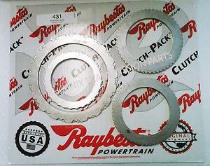 AOD Transmission Steel Plate Rebuild Kit 1980-1993 fits Bronco Cougar Capri