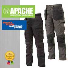 Apache Holster Trouser Cargo Work Trousers -Cordura Triple Stitched APKHT H/Duty