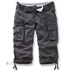 Surplus Raw Soldado Legend 3/4 Pantalones Cortos para Hombre Militar Vintage
