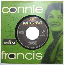 """CONNIE FRANCIS - Lili Marleen - 7""""-Single"""