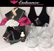 Enhance Breast Enlargement/ Enhancement bra system - bigger boobs