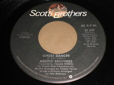 Addrisi Brothers: Ghost Dancer / (Part II) 45