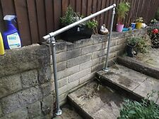 Free Standing Screwed Down Variable Angle Handrail Hand Rail mobility 1800 x42mm