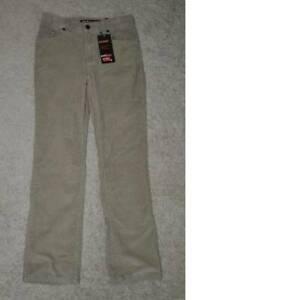 Boys Corduroys Tony Hawk Beige Adjustable Waist Skinny Pants $38 NEW-size 18