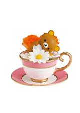 San-X  Rilakkuma Flower Tea Cup  set  #1 , 1 pc only  - Re-ment    ^_^1