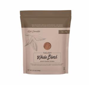 Isagenix Isalean Rich Chocolate Plant Based Whole Blend Shake **Free Shipping**