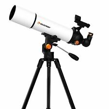 Celestron Sctw-80 From Xiaomi Hd Zoom Refractive Astronomical Telescope 80mm Us