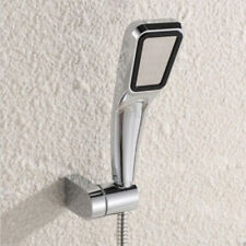 1pcs Bathroom Hand Rainfall High Turbo Pressure Shower Head Water Saving Filter