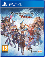 Granblue Fantasy Versus PS4 Neuf sous blister