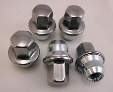5 New Chrysler 200 300M Concorde Factory OEM Polished Stainless Lug Nuts 12x1.5
