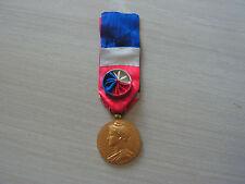 medaille  du travail argent  1946    poincon  2